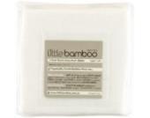 Packung aus 6 Musselin-Baby-Waschlappen von Little Bamboo.