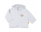 STEIFF Baby Nicki Jacke bright white