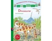 Erst ich ein Stück, dann du: Dinosaurier