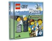 CD LEGO City 02 - Polizei: Stadt in Gefahr