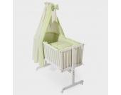 Easy Baby Wiege mit Ausstattung 40x90 cm