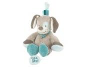 Nattou Mini Spieluhr, Jungen, 20 cm, blau - Cyril der Hund