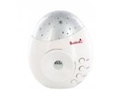 Badabulle My Music und Light Nachtlicht, mit Sternenhimmel, Timer, an MP3-Player anschließbar