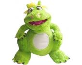 Matthies Living Puppets Handpuppe Filippo der Drache 35 cm [Kinderspielzeug]