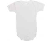 Liliput Body Kurzarm Feinripp Gr. 62/68 (Weiß) [Babykleidung]