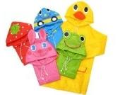 Baby regen Mantel, 2012 neue Design-Kind regen Mantel - nach dem Zufallsprinzip senden