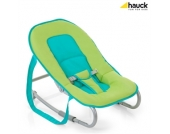 HAUCK Babywippe Lounger Petrol-Lime