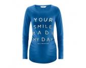 bellybutton Umstands Shirt FINA true navy - blau - Damen