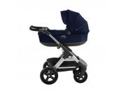 Trailz Kinderwagengestell grau