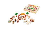 Sevi Spielpuzzle Weihnachten