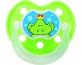 Baby-Nova Beruhigungssauger mit Ring, kiefergeformt