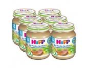 HiPP Bio Rinder-Hackfleisch Zubereitung 6 x 125 g