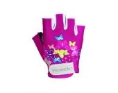 _Roeckl Kinder-Fahrrad-Handschuhe Tamara 350 pink