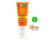 Sweetsation Therapy Sun'n'Fun Breitspektrum mit natürlichen Mineralien, Sonnencreme für Kinder LSF 30, mit Antioxidantien, Marshmallow und Schokolade, verkaufsstarke Sonnencreme für die ganze Familie (Sun'n'Fun Broad Spectrum Mineral Sunscreen for