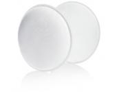medela Stilleinlagen Waschbar 4 Stück - weiß