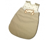 Be Be ´s Collection Winter-Schlafsack Big Willi beige 70 cm