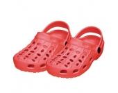 Playshoes Girls EVA - Clog rot - Mädchen