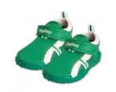 Playshoes Boys UV-Schutz Aqua Schuhe sportiv grün - Jungen