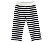 Steiff Jogginghose, breiter Gummibund, Streifen, für Babys