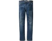 Jeans PEP Regular Fit , Bundweite BIG Gr. 134 Jungen Kinder