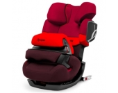 cybex SILVER Kindersitz Pallas 2-fix Rumba Red - rot