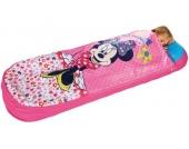 ReadyBed Junior 2in1 (Schlafsack, Kissen und Luftmatzatze), Minnie Mouse