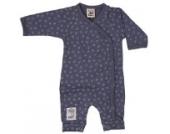 PIPPI - Baby Jungen Frühchen Overall Strampler mit Sternen in blau (32)