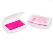Lil' Jumbl Wiederverwendbares Stempelkissen für Hand- & Fußabdrücke – 100 % sicher für Säuglinge – (roze)