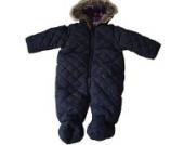 Highdas Baby Jungen (0-24 Monate) Schneeanzug Baby Boy 6-9M