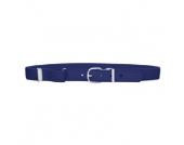 Playshoes Leder-Elastik-Gürtel marine - blau - Jungen