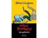 Buch - Kalle Blomquist lebt gefährlich