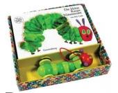 Die kleine Raupe Nimmersatt, m. Holzspielzeug von BRIO