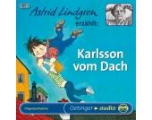 Astrid Lindgren erzählt: Karlsson vom Dach, 2 Audio-CDs