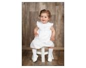 SWEET MOMENTs Festliches Kleidchen KLEID Taufkleid Gr��e 62-80
