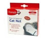 Clippasafe Kinderwagen- und Babyschalen-Netz zum Schutz vor Katzen