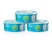 Tommee Tippee Sangenic Hygiene Plus 0-36 Monate Nachfüllpack, 3er Pack