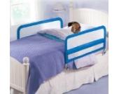 Summer Infant Doppeltes Bettgitter zum Herunterklappen, Blau