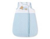 Babyschlafsack von Sleeping Bear in 5 Farben erhältlich, 70 cm, Farbe:Blau