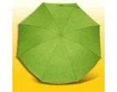 Heitmann Sonnenschirm, Regenschirm, UV 50+, lemon