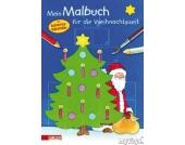 Mein Malbuch die Weihnachtszeit Kleinkinder