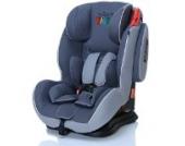 LCP Kids Auto-Kindersitz GT 9-36 kg mit Schlafposition; Farbe: Grau