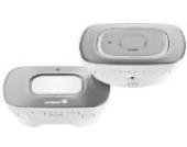 Safety 1st 33110041 - DECT Babyphone Safe Contact Plus mit Gegensprechfunktion, Nachtlicht und VOX-Stimmaktivierung