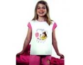 Disney Prinzessin Mädchen kurzen Schlafanzug (5-6 Jahre uk (110-116 eu))
