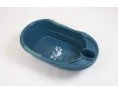 Dr. Schandelmeier 355695 Badewanne Plash Plus, blau-türkis