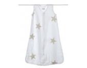 aden + anais–8066F–Schlafsack leicht Super Star Scout–Sterne beige