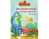 Der Bücherbär: Zack und seine Freunde - Dino-Abenteuergeschichten