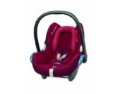 Maxi Cosi Babyschale Cabrio Fix Raspberry Red