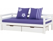 Sofabett, Hoppekids, »Purple Flower«